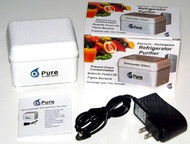 O3 Pure Rechargeable Fridge Deodorizer