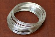 Stainless Steel Memory Wire Loop Bracelet