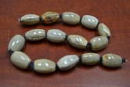 15 Pcs Olive Shell Beads Strand