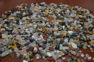 900+ Pcs Assort Bulk Color Mixed Gemstone Rock Chips
