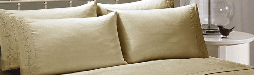 Super soft and durable bed sheet sets