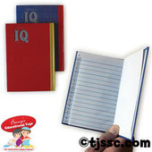 Aleph Bet Divider Notebook - Make your own Hebrew Dictionary!