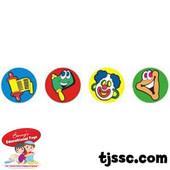 Purim Symbols Sticker