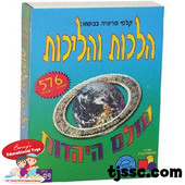 Halachot Ve'Halichot Trivia game in Hebrew
