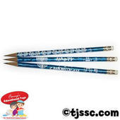Happy Chanukah Incentive Pencils