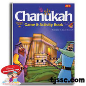 Chanukah Game and Activity Book