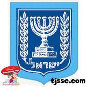 Symbol of Israel Large Card Board