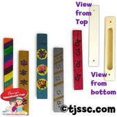 Wooden Mezuzah Cases for Decoration