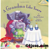 A Grandma Like Yours Hard Cover