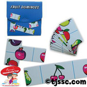 Fruit Dominoes