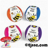 Bee Your Best Kick Balls