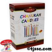 Standard Chanukah Candels