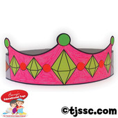 Make-Your-Own Queen Crown