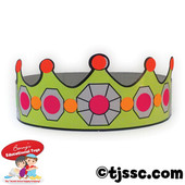 Make-Your-Own King Crown