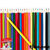 24 Colored Pencil Set