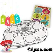 Chanukah Color & Sticker Fun Activity on Sale