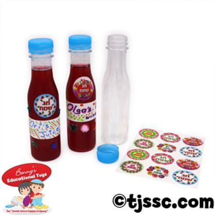 Ha Bore Pri Ha Geffen (10 Large Plastic Bottles), Stickers & Recipe