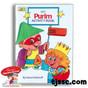 """Purim Mini Activity Book, 4""""x 6"""" (in Bulk as low as $0.99)"""