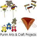 Purim Arts & Craft Projects