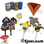 Purim Arts & Craft Projects