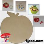 Wooden Apple for Rosh Ha Shana