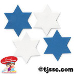 Star of David Foam Shapes