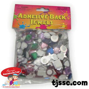 Self Adhesive Gemstones