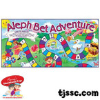 Hebrew Aleph Bet (Hebrew Alphabet) Adventure Board Game