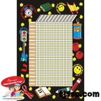 Classroom Incentive Chart Card Stock