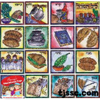 Haggadah Sections Flash cards Card Board
