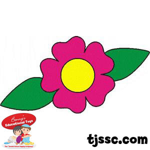 Colorful Flower Card Stock