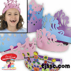 Make-Your-Own Foam Esther Crown