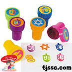 Chanukah Stampers