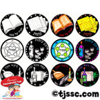 Passover Craft Stickers
