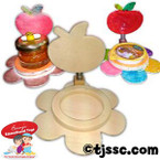 Wood Rosh HaShana Honey Dish Holder Project