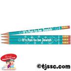 It's Fun to be Jewish Pencils