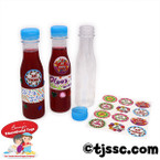 Ha Bore Pri Ha Geffen (10 Large Plastic Bottles), Stickers & Recipe