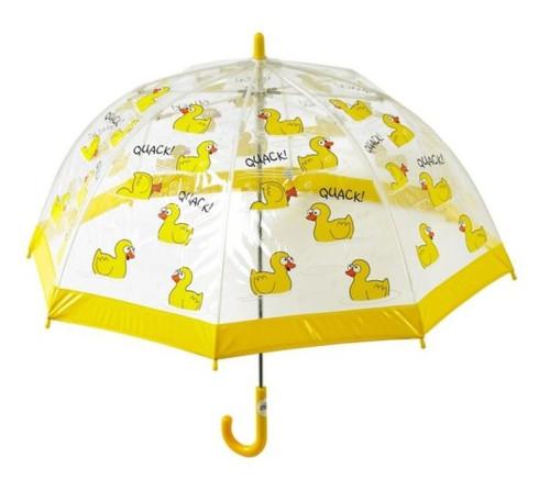 Child's Ducks Umbrella Front