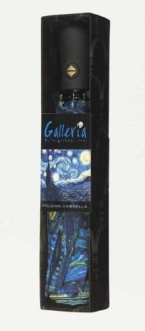 Compact Van Gogh Starry Night Closed
