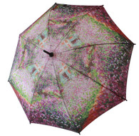 Monet Garden Umbrella Front