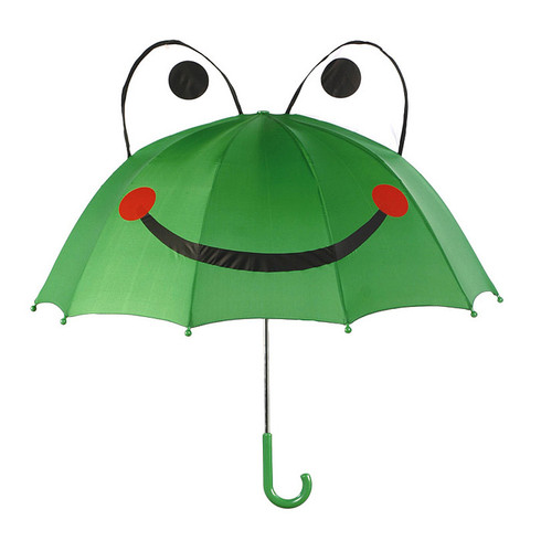Child's Frog Umbrella