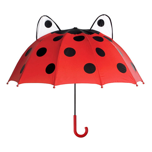 Child's Ladybug Umbrella