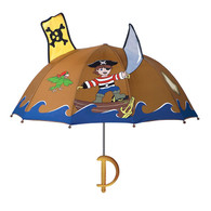 Child's Pirate Umbrella