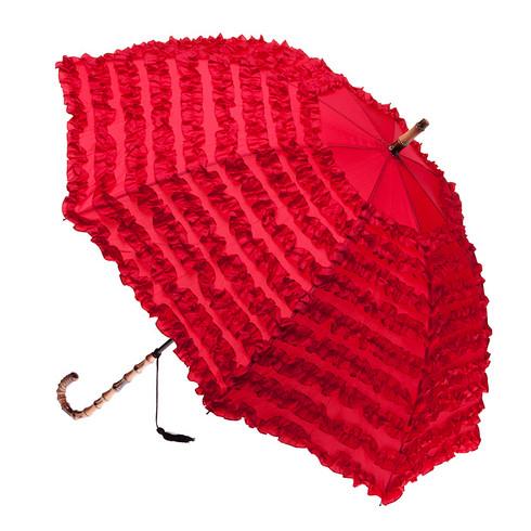 Fifi Red Umbrella