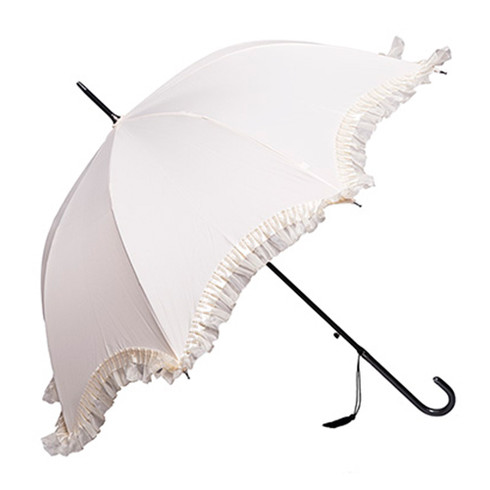 Gigi Beige Umbrella Side
