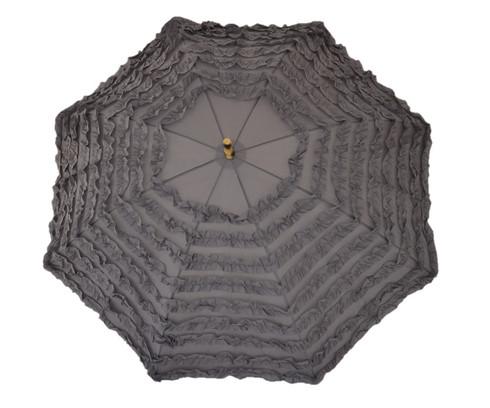 Fifi Charcoal Umbrella Front