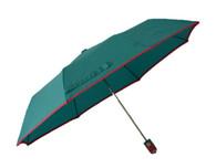 Compact Aqua Umbrella Side