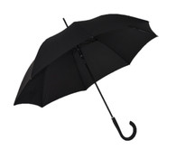 Lotus Black Umbrella Side