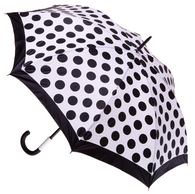 Polka Dots Umbrella Side