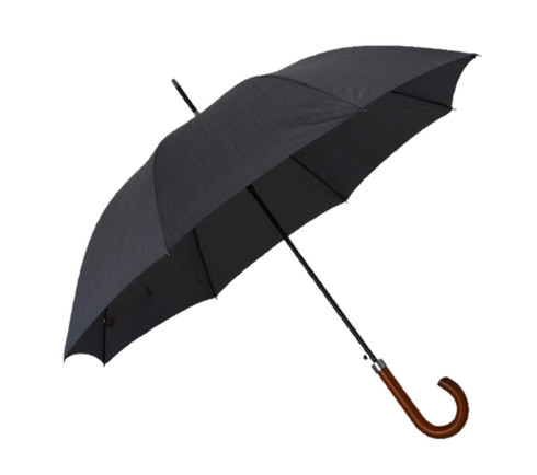 Classic Grid Umbrella Side